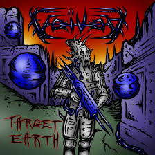 CDClub - Voivod-Target Earth/CD/2013/New/