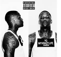 CDClub - YG-My Krazy Life /CD.2014/New/