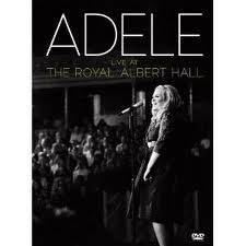 Adele-Live at the Royal Albert Hall dvd+cd zabalene 2011