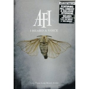 Afi: i Heard A Voice