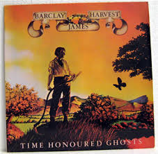 Barclay James Harvest-Time Honoured Ghosts/Vinyl 1975 Polydor
