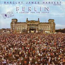 Barclay James Harvest-Berlin/Live/CD/Zabalene/