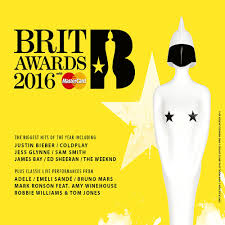 CDClub - Various-Brit Awards /3CD/2016/Boxset/New/