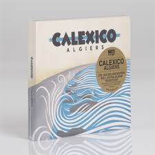 Calexico-Algiers 2012 Limited 2CD Deluxe Edition incl.Album Spir