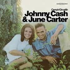 CDClub - Cash Johnny&June Carter-Carryin' on with/CD/2002/New/