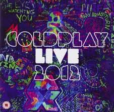 Coldplay-Live 2012 /DVD+CD/Zabalene/