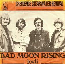 Creedence Clearwater Revival-Bad Moon Rising /Zabalene/
