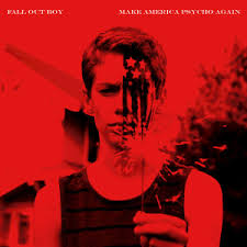 CDClub - Fall Out Boy-Make America Psycho Again/Remix/CD/2015/New/