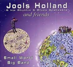 holland jools and his rhythm and blues orch.and friends