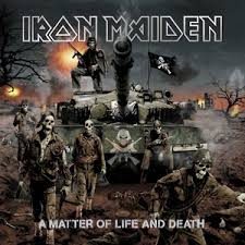 CDClub - Iron Maiden-A Matter Of Life And Death/CD/2006/New/