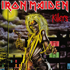 CDClub - Iron Maiden-Killers/CD/1998/New/
