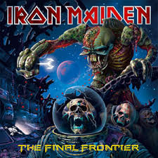 CDClub - Iron Maiden-The Final Frontier/CD/2010/New/