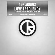 Klaxons-Love Frequency CD 2014/Zabalene/