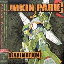 linkin park reanimation /second hand-ako novy/