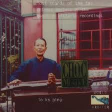 Lo Ka Ping-Lost Sounds Of The Tao/Chinese Masters Of The Guquin