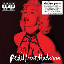 Madonna-Rebel Heart/CD/2015/Zabalene/