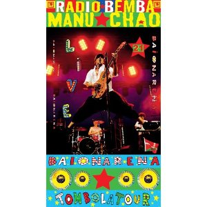 Manu Chao: Baionarena - Tombola Tour 2CD+DVD+BOOK