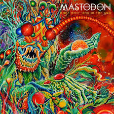 Mastodon-Once More'Round The Sun CD 2014 /Od 23.6./
