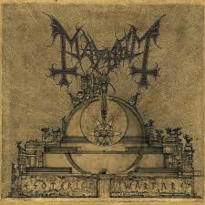 Mayhem-Esoteric Warfare CD 2014 /Od 9.6./