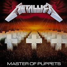 Metallica-Master Of Puppets CD 1986