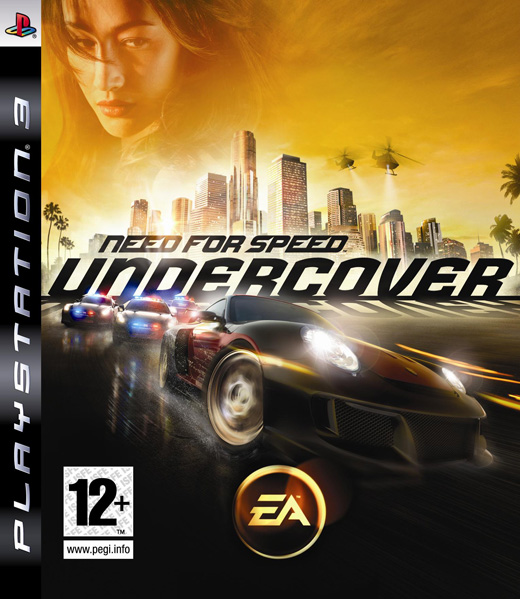 need for speed undercover 12+