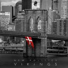 CDClub - New Politics-Vikings/CD/2015/New/