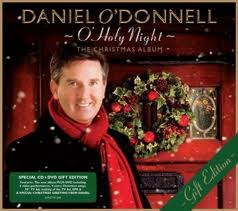 O' Donnell Daniel-O holy night /christmas album/cd+dvd/2010 gift