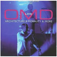 CDClub - OMD-Architecture&morality LIVE/CD 2008/New