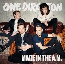 CDClub - One Direction-Made in the A.M./CD 2015/New/