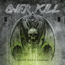 Overkill-White Devil Armory Digipack CD 2014 Lim.Edition/Od 21.7