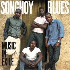 Songhoy Blues-Music In Exile LP 2015 /Zabalene/