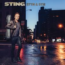 CDClub - Sting-57th And 9th/CD/2016/Digipack/New/