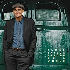 CDClub - Taylor James-Before This World/CD/2015/New/